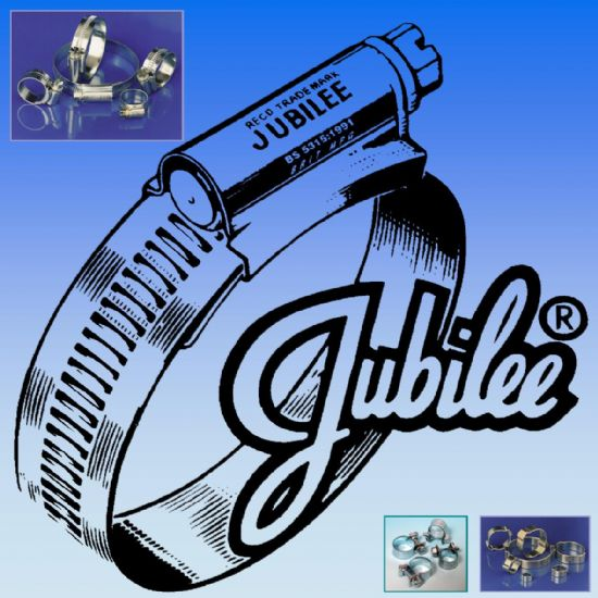 Jubilee Hose Clips & Clamps
